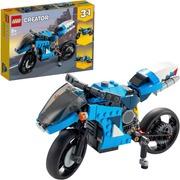 31114 Supermoottoripyörä Lego