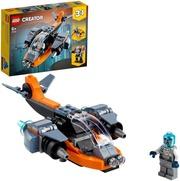31111 Kyberlennokki Lego