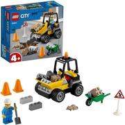 60284 Tietyötrukki Lego