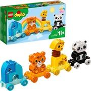 10955 Eläinjuna Lego