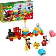 10941 Mikin Ja Minnin Syntymäpäiväjuna Lego