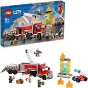 60282 Palokunnan Sammutusyksikkö Lego