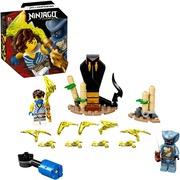71732 Eeppinen Taistelusetti – Jay Vastaan Serpentine Lego