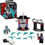 71731 Eeppinen Taistelusetti – Zane Vastaan Nindroidi Lego