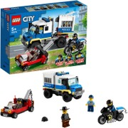 60276 Poliisin Vankikuljetus Lego
