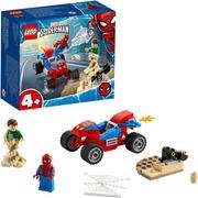 76172 Spider-Manin Ja Sandmanin Välienselvittely Lego