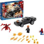 76173 Spider-Man Ja Aaveajaja Vastaan Carnage Lego