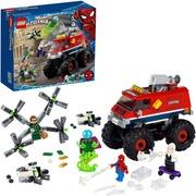 76174 Spider-Manin Monsteriauto Vastaan Mysterio Lego