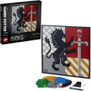 31201 Harry Potter™ Hogwarts™ Crests Lego