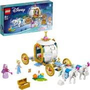 43192 Tuhkimon Kuninkaalliset Vaunut Lego