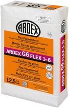Ardex G6 Flex Saumauslaasti Puhdas Valkoinen, 12.5 Kg