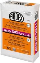 Ardex G8s Flex Saumauslaasti Valkoinen, 5 Kg