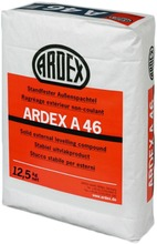 Ardex A 46, Korjausmassa Ulkotiloihin 12,5 Kg