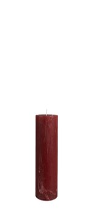 Rustiikkikynttilä 6,8X15cm Chili Pepper
