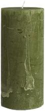 Rustiikkikynttilä 6,8X15cm Chive
