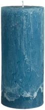 Rustiikkikynttilä 6,8X15cm Blue Spruce