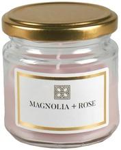 Scented Candle Magnolia   Rose
