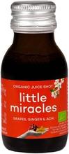 Little Miracles 60Ml Mehushotti Viinirypäle-Inkivääri-Acai Luomu
