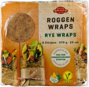 Mr Wraps Ruis Tortillat 6Kpl 370G