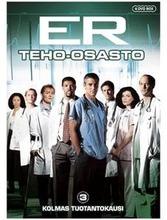 Teho-Osasto 3. Tuotantokausi Dvd