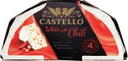 Castello White 150G With Red Chili Homejuusto