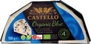 Castello 150G Luomu Blue Sinihomejuusto