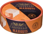 Marquis punavalko homejuusto 150g