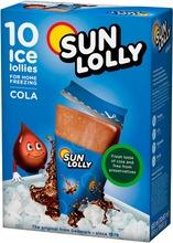 Sun Lolly 10X60ml/65G Pakasta Itse Mehujää Cola