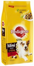 Pedigree Mini <10Kg...