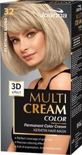 Joanna Multi Color Cream Hiusväri 32 Platinum Blond