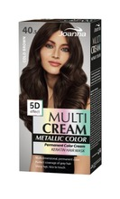 Multi Cream Metallic Color Cold Brown 40.5 Hiusväri