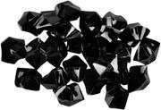 Jäähelmet Musta 50Kpl/Pss