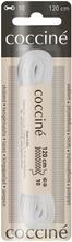 Coccine Kengännauha 120 Cm, Valkoinen