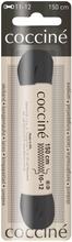 Coccine Kengännauha 150 Cm, Musta