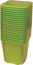 Vefi Esikasvatusruukku 8X8 Cm Lime 20 Kpl/Pkt