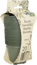Vefi Bioruukku Pyöreä 8 Cm 20Kpl/Pkt