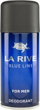 La Rive 150ml Blue Line for Men deodorantti spray