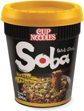 Nissin 90G Soba Cup Cl...
