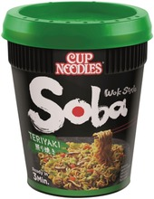 Nissin 90G Soba Cup Te...