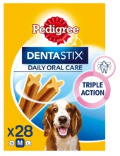 Pedigree Dentastix Medium Monipakkaus 4X180g