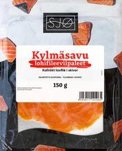 Sjø Kylmäsavustettu Lohifilee Viipaleet 150G