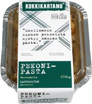 Kokkikartano Pekonipasta 650G