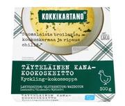 Kokkikartano Täyteläinen Kana-Kookoskeitto 300G