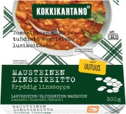 Kokkikartano Mausteinen Linssikeitto 300G