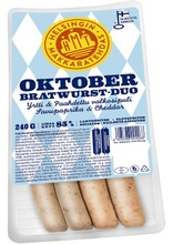 Helsingin Oktober Brat...