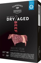 Tamminen Rotukarja Naudan Dry Aged Rib Eye Steak 350G