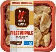 Naapurin Maalaiskanan fileeviipale mild&crispy 300g