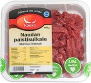 Rönkä Naudan Paistisuikale Naturel 400G