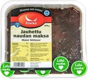 Rönkä Naudan Maksa Jauhettu 400G Pakaste