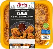 Atria Kanan Kaurakuorrutettu Paistipala & Firecracker-Dippi 450G
